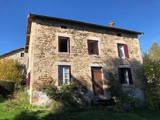 Maison en pierre SAINT GERMAIN L'HERM 113 (63630)