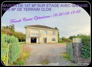 Maison contemporaine SAINT SORNIN LEULAC 147 (87290)