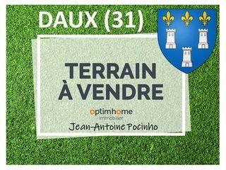 Terrain constructible DAUX  (31700)