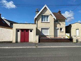 Maison à rénover BIACHE SAINT VAAST 85 (62118)