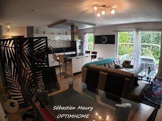 Appartement en rez-de-jardin SAINT AVE 70 (56890)