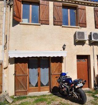 Maison SAINT LAURENT D'AIGOUZE 45 (30220)