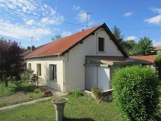 Maison mitoyenne GENELARD 82 (71420)