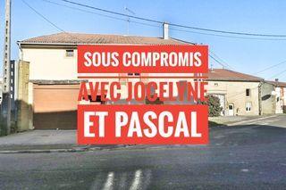Maison de village VILLE AU MONTOIS 145 (54620)