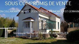 Maison bourgeoise SAINT GERMAIN EN LAYE 189 (78100)