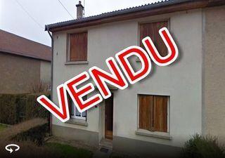 Maison de village CIERGES SOUS MONTFAUCON 120 (55270)