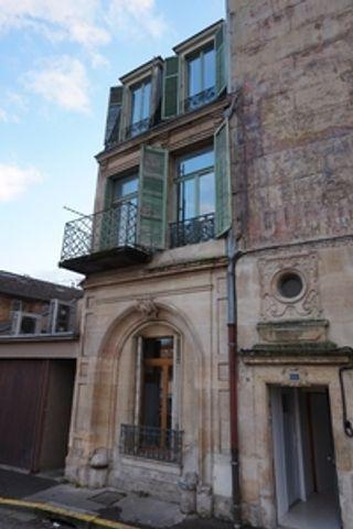 Immeuble de rapport BAR LE DUC  (55000)