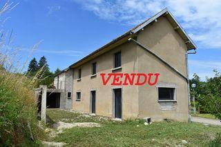 Maison à rénover VERNE 120 (25110)