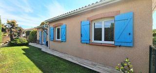 Maison plain-pied MONTBERON 103 (31140)