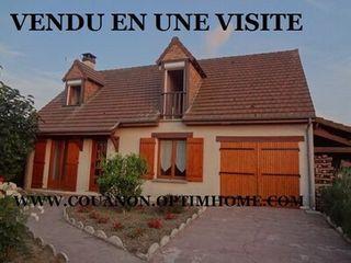 Maison individuelle AUTHON LA PLAINE  (91410)