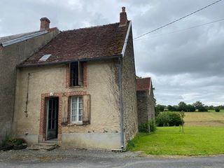 Maison de village FRESSELINES 92 (23450)