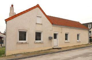 Maison rénovée SAINT FLORENT SUR CHER 63 (18400)