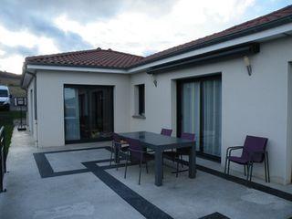 Maison contemporaine CLERMONT FERRAND 124 (63000)