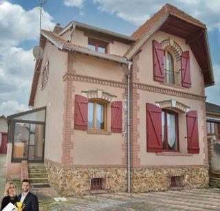 Maison NOGENT LE ROI 91 (28210)