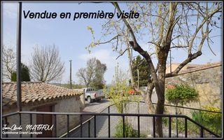 Maison de village CASTELNAUDARY 82 (11400)