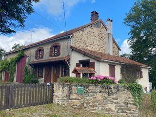 Maison de village VILLARD 136 (23800)