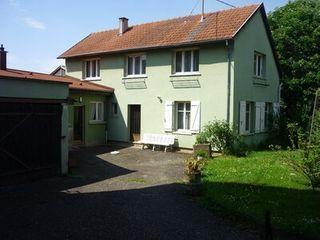 Maison individuelle SCHARRACHBERGHEIM IRMSTETT  (67310)