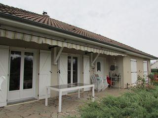 Maison individuelle GENELARD 140 (71420)