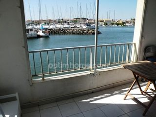 Appartement en résidence LE CAP D'AGDE 36 (34300)