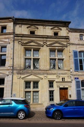 Maison de caractère BAR LE DUC 265 (55000)