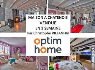 Maison AUTHUME  (39100)