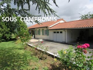 Maison plain-pied SALIES 80 (81990)