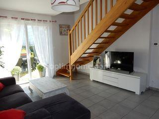 Maison contemporaine SAINT AVE 93 (56890)