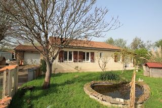 Maison plain-pied SAINT SULPICE DE COGNAC 110 (16370)