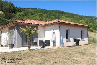 Maison à ossature bois SAINT AFFRIQUE 92 (12400)