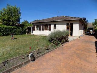 Maison individuelle LA BREDE  (33650)