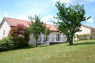 Maison individuelle RAZES 90 (87640)