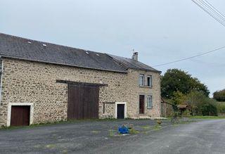Maison de village LAFAT 75 (23800)