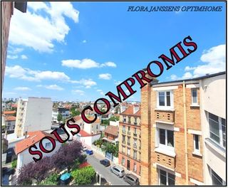 Appartement COLOMBES 27 (92700)