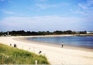 Maison de plage ploemeur 160 (56270)