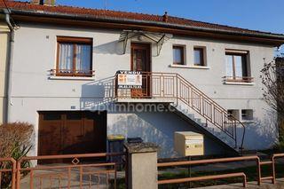 Maison de village BEUREY SUR SAULX 68 (55000)