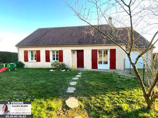 Maison plain-pied CHARTAINVILLIERS 92 (28130)
