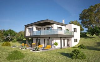 Maison contemporaine AIX LES BAINS 156 (73100)
