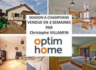Maison CHAMPVANS  (39100)