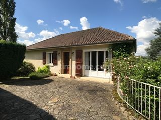Maison individuelle CHATEAUPONSAC 200 (87290)