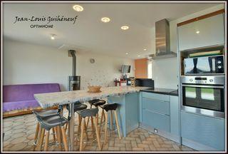 Maison plain-pied LE VERGER 124 (35160)