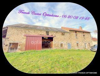 Fermette SAINT PIERRE DE FURSAC 129 (23290)