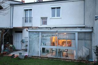Maison jumelée FLEURY LES AUBRAIS 90 (45400)