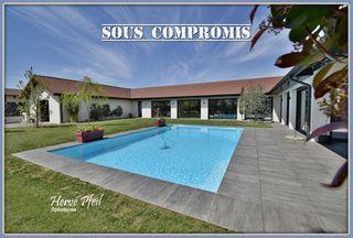 Maison plain-pied SAINT ETIENNE DE SAINT GEOIRS 185 (38590)