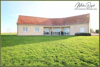 Maison plain-pied RONGERES 153 (03150)