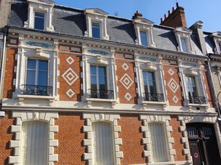 Appartement bourgeois ORLEANS 52 (45000)