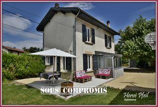 Maison SAINT SIMEON DE BRESSIEUX 65 (38870)