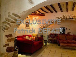 Maison de village PAZIOLS 168 (11350)