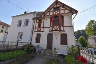 Maison de ville ARCHES 109 (88380)