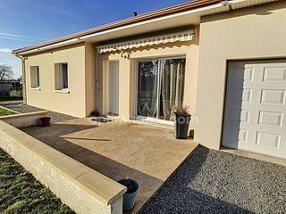 Maison individuelle SAINT SORNIN LEULAC 88 (87290)