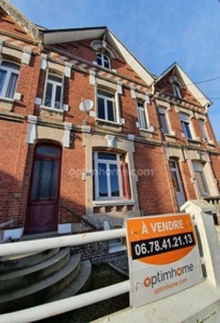 Maison BETHENCOURT SUR MER 100 (80130)